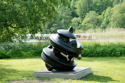 The Royal Djurgården sculpture exhibition
